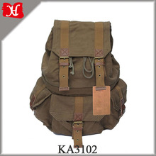 High Quality Canvas DSLR SLR Camera Backpack Rucksack Bag for Sony Canon
