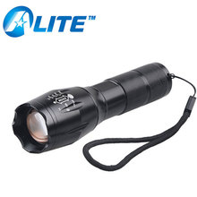 Highpower Zoom Aluminum Flashlight 2000 Lumens
