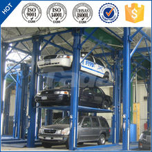 PJS Pit simple lifting vertical circulation parking system/parking solution