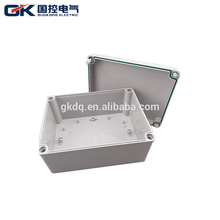 high quality Outdoor Insulation ABS electric plastic junction box