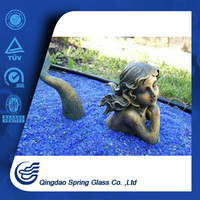 Decorative Glass Rock For Garden