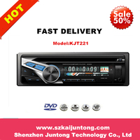 Skillful manufacture KJT 1 din Car DVD player for all cars