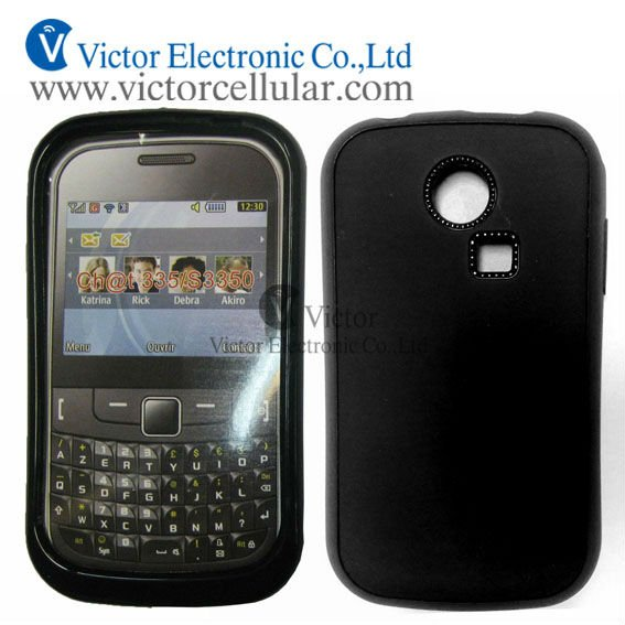 New Mobile phone case for Samsung Chat 335, S3350