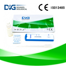 Typhoid Ab IgG IgM Rapid Test Salmonella Test Master Sheet Un-cut sheet
