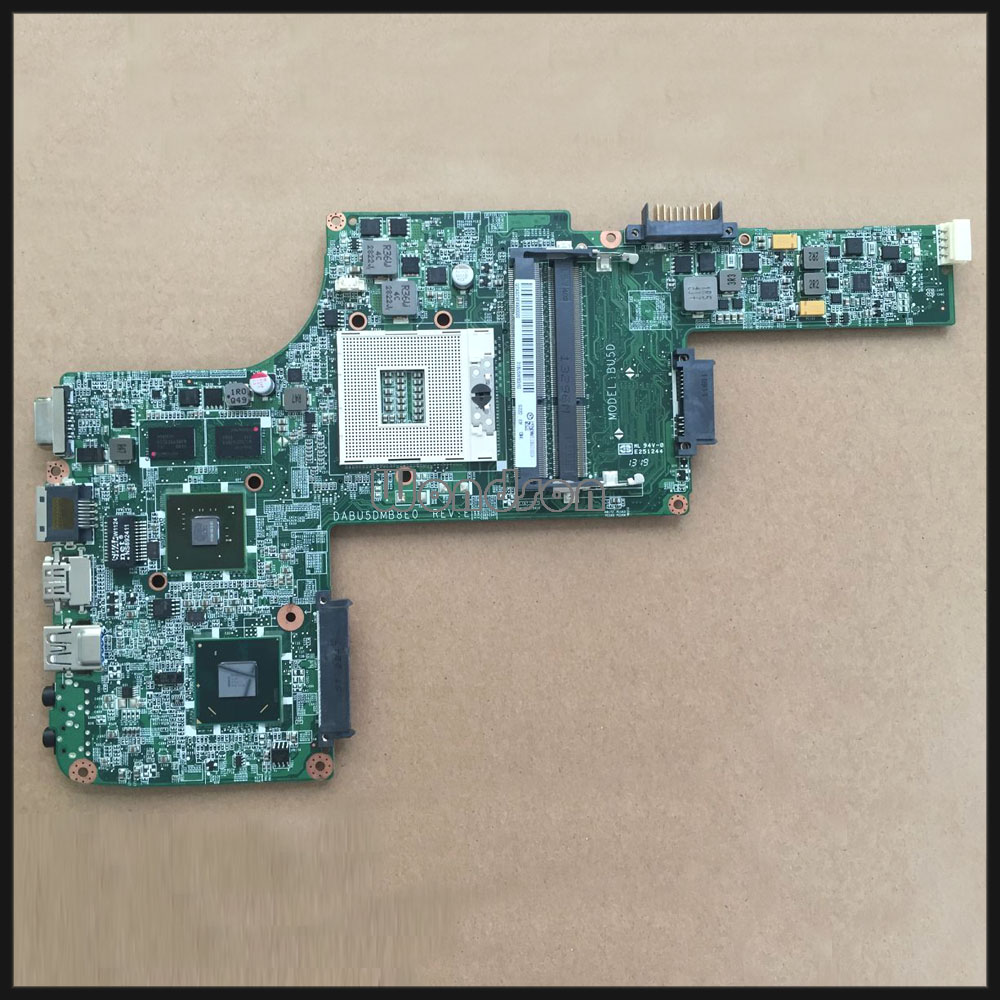 For Toshiba Satellite L730 L735 Intel HM65 Motherboard A000095040 DABU5DMB8E0
