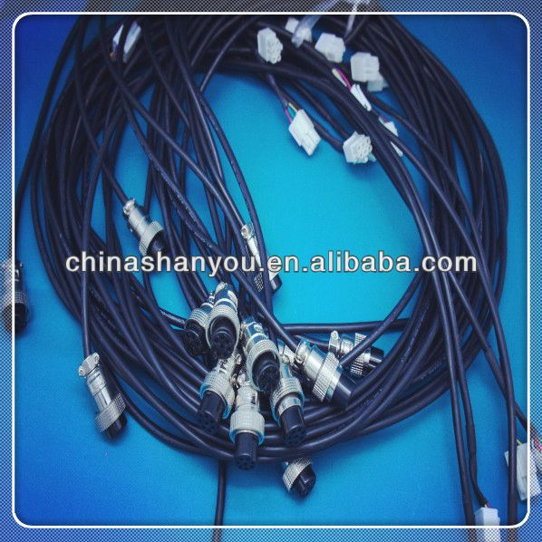 china manufature obd wire harness