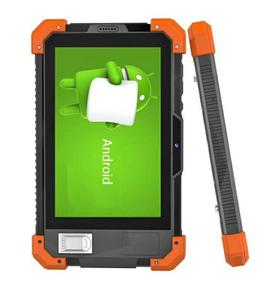 IP67 Rugged Tablet PC, Incorporated Symbol Scanner & RFID/NFC, Android 5.1 / 3G Smart Phone, For Enterprise Mobile Work