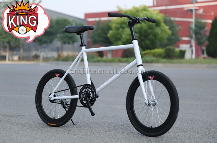 hot sale 20inch fixed gear bicycle student mini bike white frame fixie buy cheap mini bikes. Black Bedroom Furniture Sets. Home Design Ideas