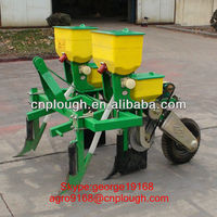 Farm equipment 2 rows corn seed planters for sale