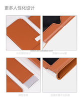 Automatic absorb simulation flip leather phone case for ipad mimi
