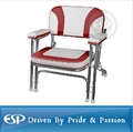 86601-09 Deluxe folding marine deck chair