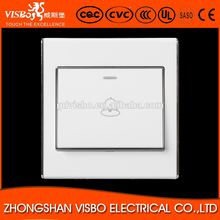 High quality 1gang electric magic door bell switches