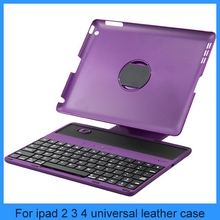 For ipad 4 ipad 3 ipad 2 removable wireless bluetooth keyboard with holder stand