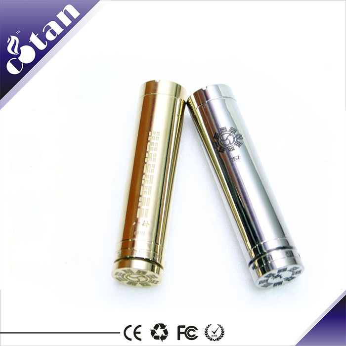 Manufacturer Wholesale Price mechanical e cig Bagua stainless steel / brass ecig Bagua ecig mod