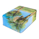 Factory Oem Odm Custom Big Fancy Printed Rectangle Metal Tins Can Box