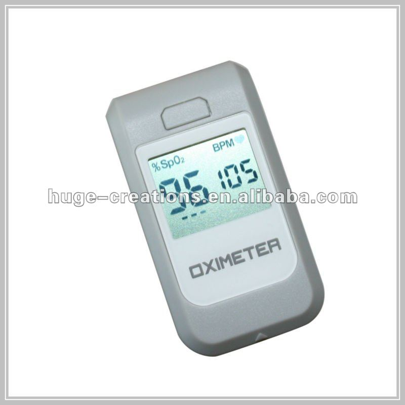 Pulse Oximeter AH-8012 pulse oximeter circuit oxymeter pulse oximeter with alarm