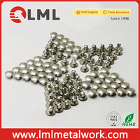 Aluminium Alloy Clothing Rivets