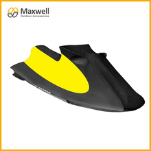 Custom Fit Honda Jet Ski Cover Black/Yellow