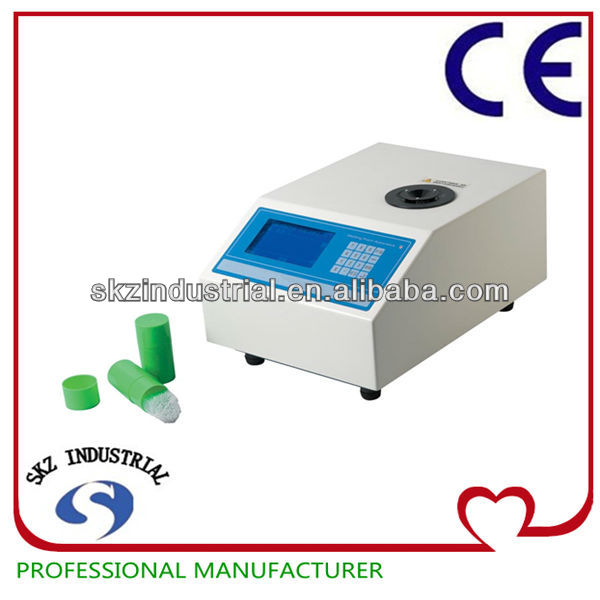 Digital melting point meter