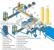 QT10-15 automatic brick block production line/Industrial vacuum machinery/small scale manufacturing machine