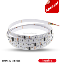 Programmable Dmx Computer Controlled Colored Led Strip Light