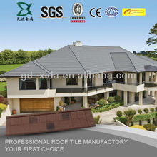 Hot Sale Synthetic Thatch Roofing Tiles