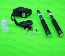 Good quality and big capacity ego T5-v7 echo electronic cigarette with changeable atomizer coil EU plug