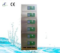high output ozone generator for mineral water tretment/Lonlf-OXF500 ozone maker machine/500g/h ozonator price