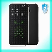 Dot view Case for HTC One M8