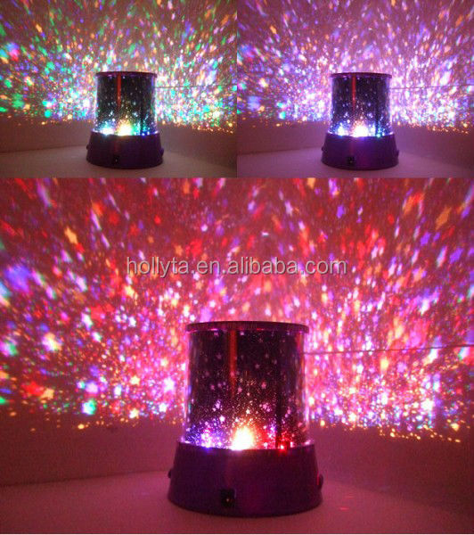 Projector Night Light, Cosmos Sky Star Master LED Projector, Star Projector Lamp