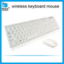 VMT-02 ISO9001 factory slim mouse keyboard wireless adapter wireless mouse and keyboard set