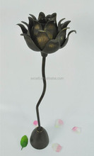 Antique french wholesale craft metal flower