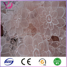 dyeable flower decorative woven sex nylon lace