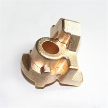 non-standard tin bronze fine workmanship new products silica sol precision investment casting
