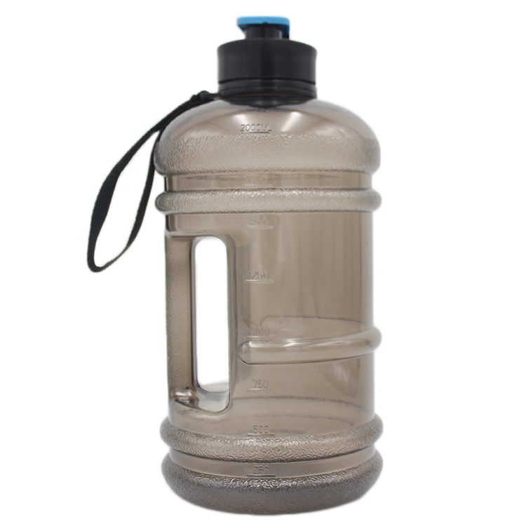 Amazon hot sale items of leakproof large joyshaker bottle 2.2L water jug with bag in wholesale