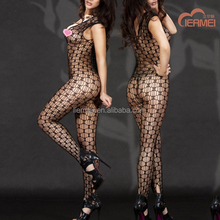 Sexy hot net bodystocking women lingerie red/black 2 color for choose.