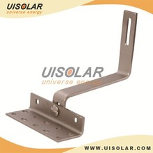 Solar PV mounting SUS304 roof hook for tile roof