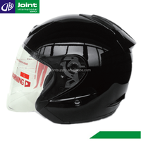 ABS Material And ECE Certificate Motorcycle Open Face Helmet