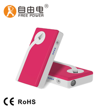 Wind Up Power Bank Smart USB Charger For Mobile Phone Usage