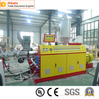Bottom price hot-sale abs mono single screw plastic extruder