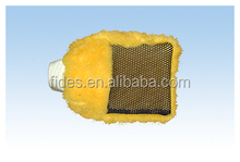 Car synthetic wool wash mitt for Polishing dusting