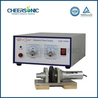 Ultrasonic Cutting And Sewing Machine/ Rotary Part