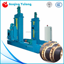 high cost-performance shaftless pay-off and take-up cable stand reel stand in cable manufacturing equipment