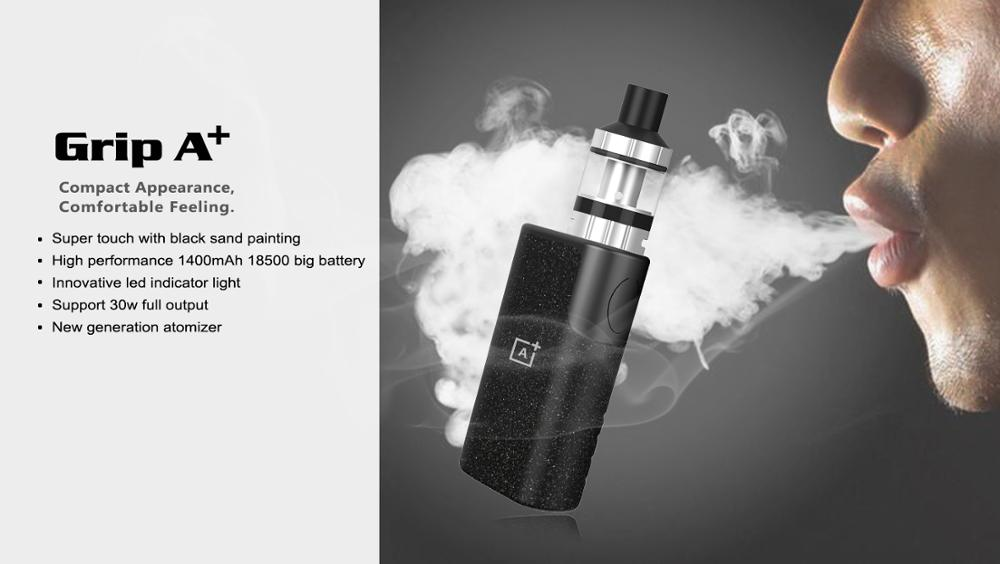 2017 new ecigarette 30w cheapest mod kit built-in 18500 battery