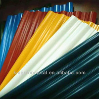cheap corrugated steel roofing sheets