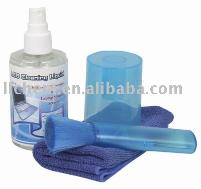 None alcohol Lcd TV/Plasma Screen Cleaner