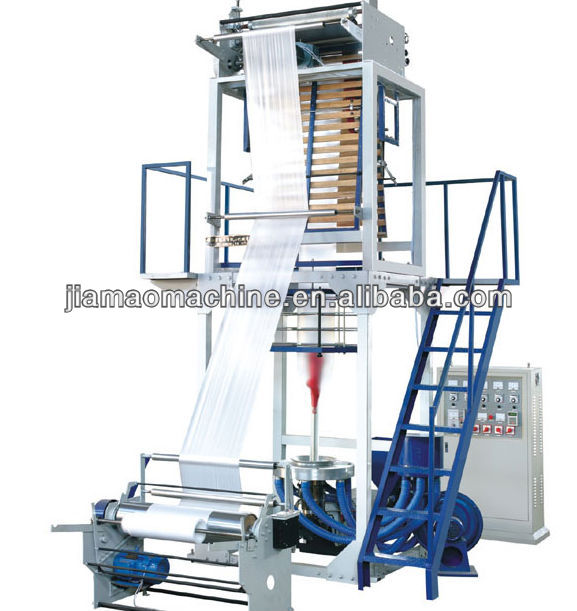 PE/PP Film Blowing Machine,double rewinding film blowing machine