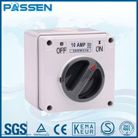 PASSEN High quality powerful waterproof and dustproof plug and socket