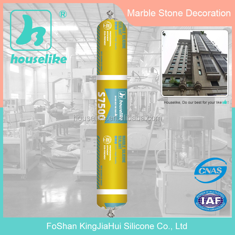 High Quality Neutral Aluminum Panel Silicone Sealant