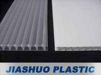 2-12mm Recyclable Hollow Plastic Sheet